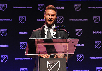 MLS Soccer Announcement